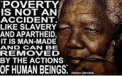 A Famous Quote from Nelson Mandela