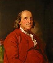 Benjamin Franklin 's family Life
