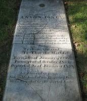 Gravesite of Anson Jones