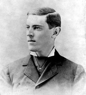 Woodrow as a younger boy