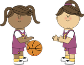 3rd & 4th Grade Girls' Basketball
