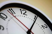 Help Us Learn to Manage Our Time!