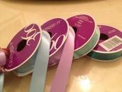 #1 Size Ribbon