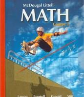 Math 6 Textbook