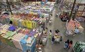 Wholesale Costco Warehouse