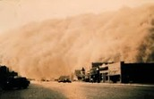 """They named a big Dust Storm """"Black Sunday"""""""