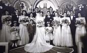 Big on weddings & birthdays