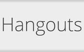 Google Hangouts PD