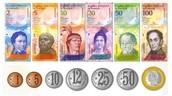 La moneda es el Venezuelan Bolívar.