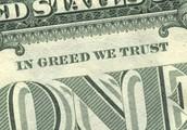 "Gordon Gekko ""Greed is Good"""