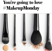 #MakeupMonday