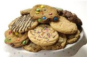 Are yummy cookies!