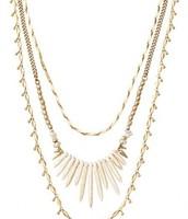 Zuni Layering Necklace $45