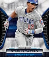 Castros baseball card