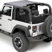 Back of jeep