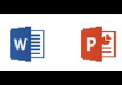 בחרו אם ברצונכם לעבוד עם תוכנת ה Word או עם תוכנת ה Power Point.