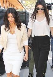 Kendall Jenner Bans Kim Kardashian From Attending Her Fashion Shows