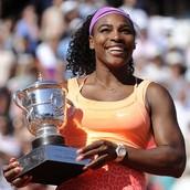 Serena's game life