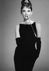 6. She made the little black dress chic