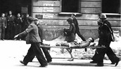 The Warsaw Ghetto conditions