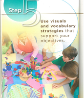 Step 5 - Use Visuals and Vocabulary Strategies that Support Your Objective