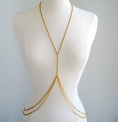 Gold Chain/Necklace.