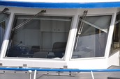 Windshield Wipers On A Boat