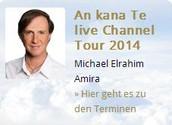 Michael Elrahim Amira - Österreich Tour im Mai 2014