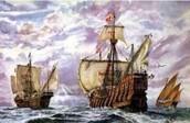 Columbus's 3 ships