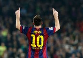 The Best Player , Messi