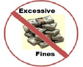 Excessive fines