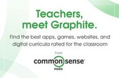 Graphite.org - Find Apps & Sites rated by educators!