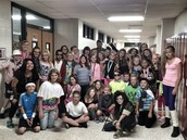 6th Grade Theme Day
