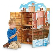 Boys dollhouse