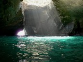 Water cave
