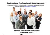 SUMMER PROFESSIONAL DEVELOPMENT OPPORTUNITIES!