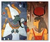 Egypt: Osiris and Isis