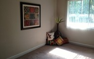 Bright and roomy 1st bedroom