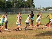 3rd Grade Field Day! GO!