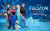 Come cool off from the summer heat, and join us to watch the movie FROZEN