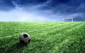 El campa de futbol