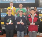 MathCounts Sweeps Local Competition