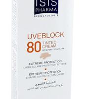 UVEBLOCK 80 TINTED CREAM
