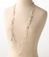 Madeline Pearl Necklace $45