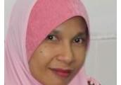 bersama trainer Puan Khairulniza Khairuddin