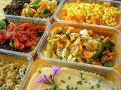 Menú Vegetariano (Del 29 al 03/07)