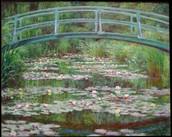 The Japenese Footbridge