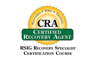 RSIG Certified Recovery Agent