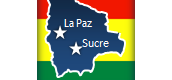 Why does Bolivia have two capitals?
