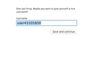 Use School Username